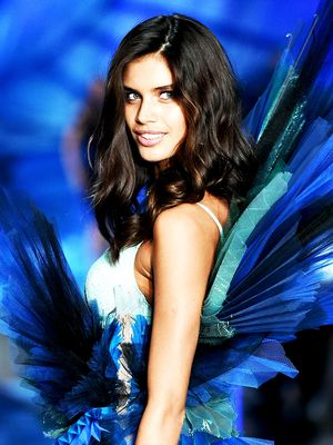 VS Angel Sara Sampaio Tells Us Her Exact Pre-Show Workout and Beauty Regimen