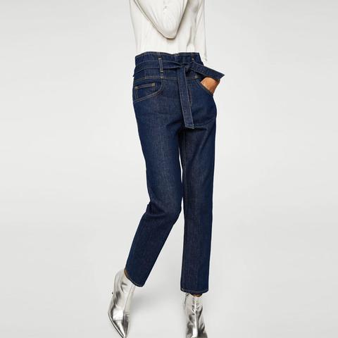 Belt Organic Cotton Jeans