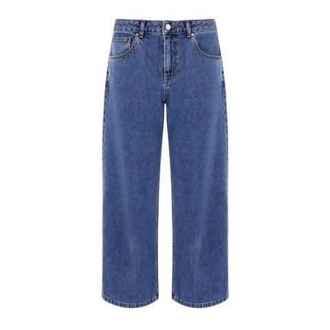 Wide Cut Jeans