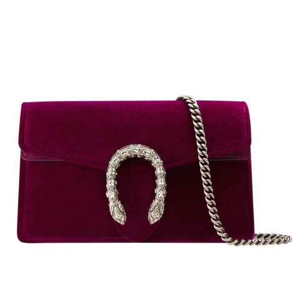 Gucci Mini Burgundy Dionysus Bag