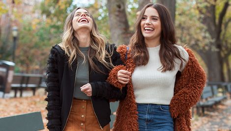 Here's Why Maintaining Your Friendships Is So Important