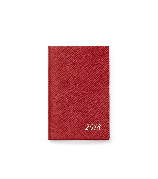Smythson 2018 Wafer Agenda