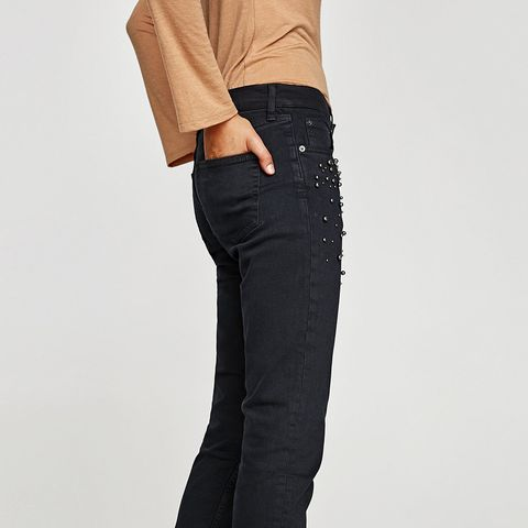 The Zara Shoes That Look Best With Jeans