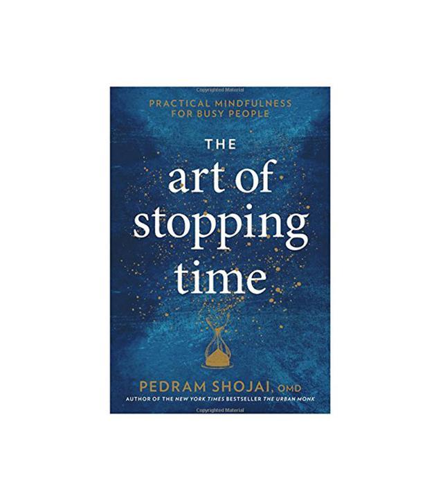 Pedram Shojai The Art of Stopping Time