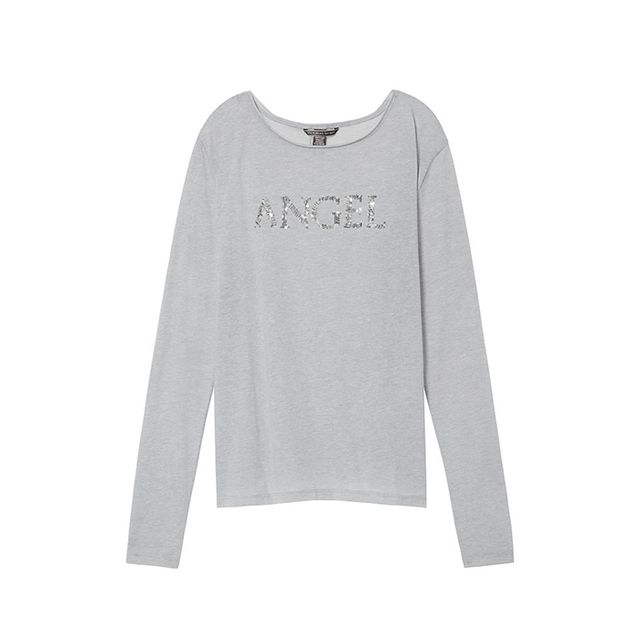 Victoria's Secret Angel Long Sleeve Tee