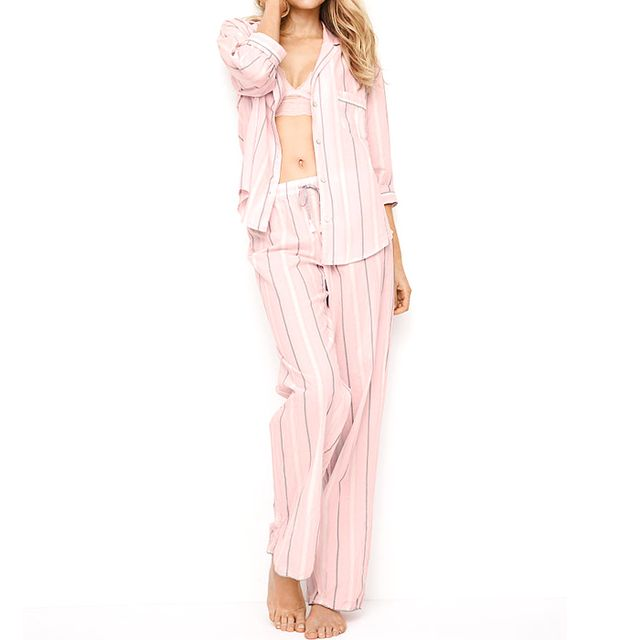 Victoria's Secret The Flannel PJ Set