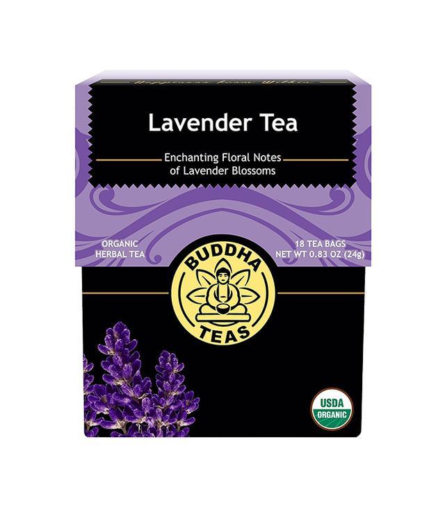 Buddha Tea Organic Lavender Tea