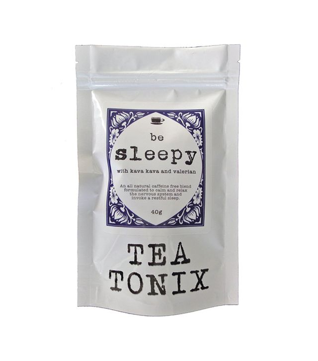 Tea Tonix Be Sleepy Tea With Valerian Root