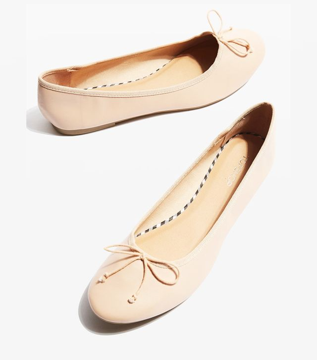 Topshop Softy Ballet Shoes