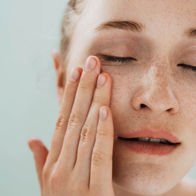 how to make your face not dry and flaky