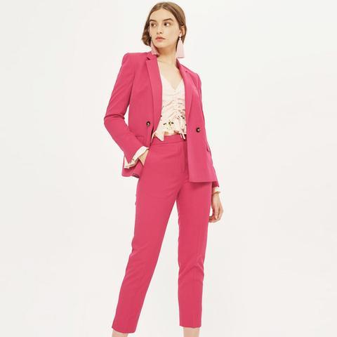 Cigarette Suit Trousers