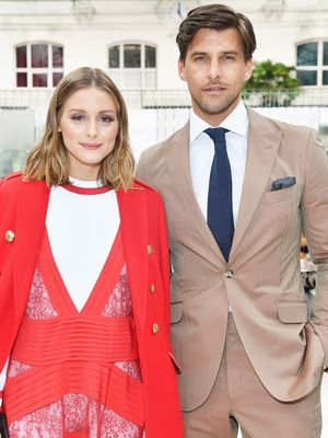 Olivia Palermo Is Celebrating Her Anniversary With a Chic Beach Vacation