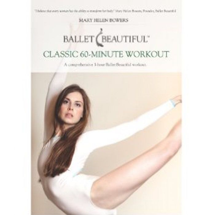 Classic 60-Minute Workout by Ballet Beautiful