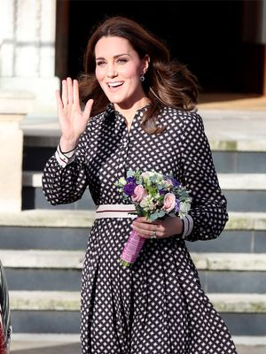 Here's Kate Middleton's Reaction to the Royal Engagement