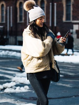 "The ""Slipper-Like"" Sneakers That Will Help Fashion Girls Survive Winter"