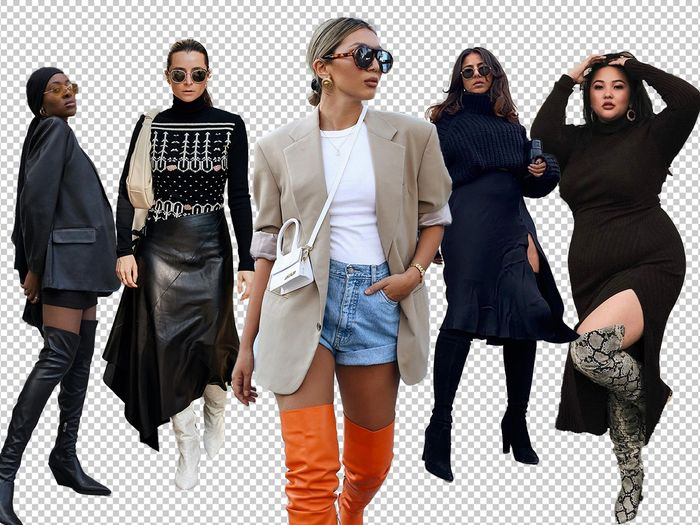 We're Wearing Thigh-High Boots as Much as Possible This Season—Here's How