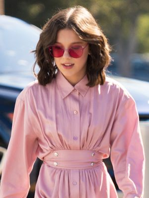 These Are Millie Bobby Brown's Best Outfits of 2017, Hands Down