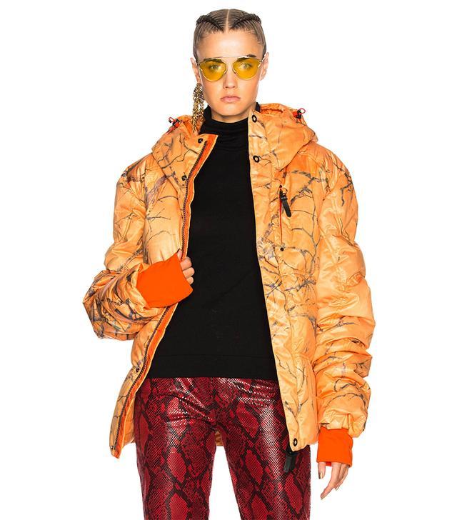 Kru Strato K2 Camo Down Jacket