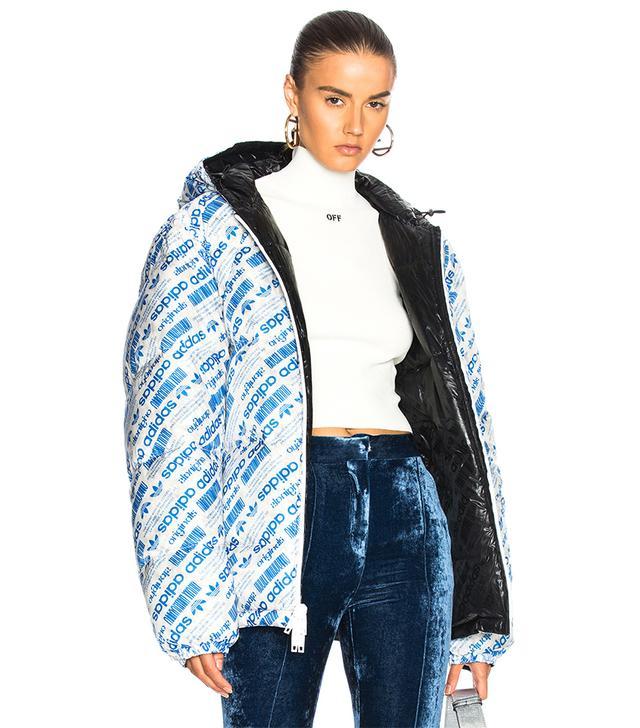 Adidas x Alexander Wang Reversible Puffer Jacket