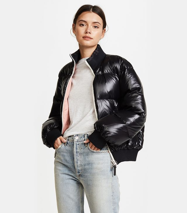 Acne Studios Cilla Puffer Jacket
