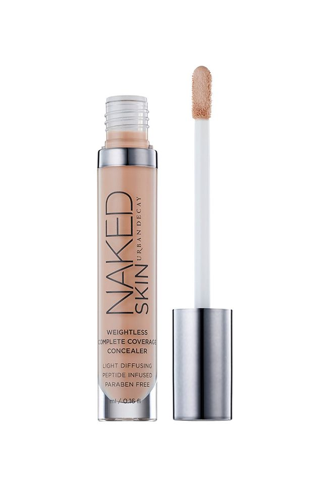 Naked Skin Weightless Complete Coverage Concealer Fair Warm 0.16 oz/ 5 mL