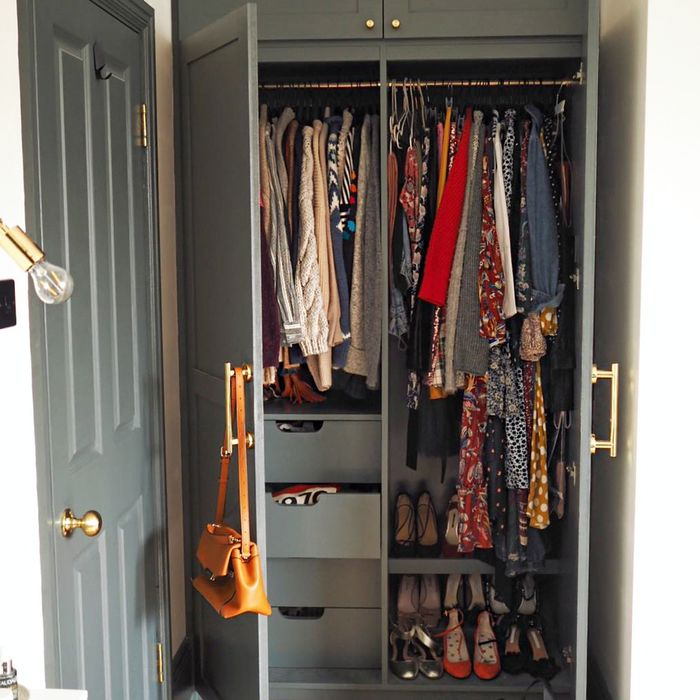 I Collect Clothes—Here's Everything I Know About Wardrobe Organisation