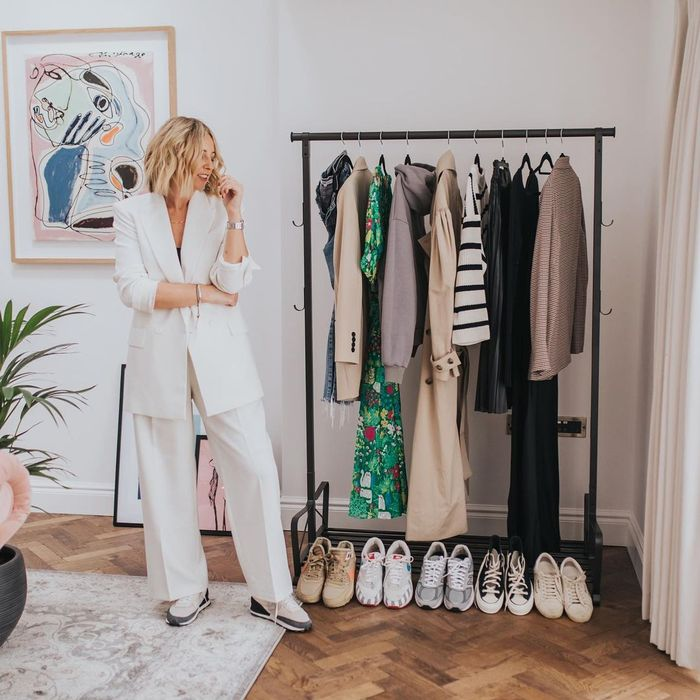 How to Organise Your Closet Once and for All: @emmarosestyle