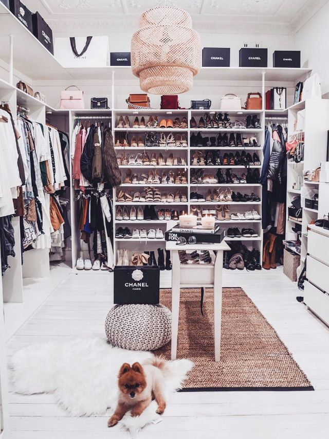 How to Organise Your Closet Once and for All: Miss Gunner