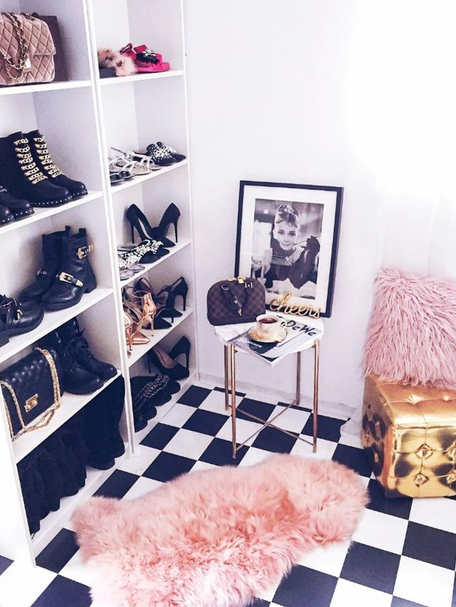 How to Organise Your Closet Once and for All: Vanessa Kandzia