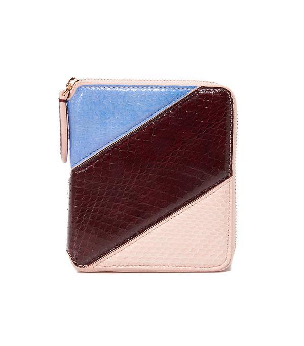 Small Zip Around Wallet