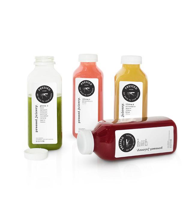 Pressed Juicery Juice Cleanses