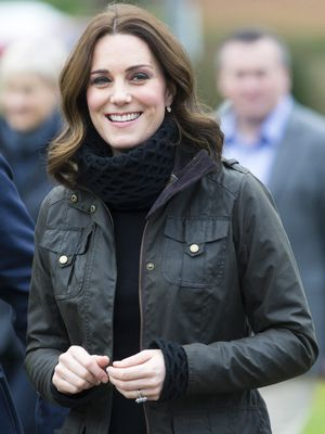 This J.Crew Jacket Has 350 Amazing Reviews—and Looks Just Like Kate Middleton's
