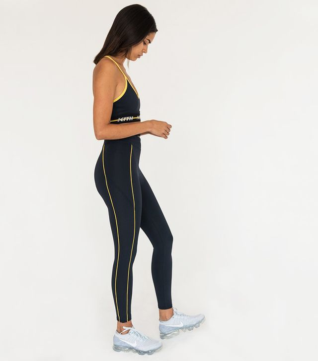 Kith Sport Christy High Waisted Leggings Navy