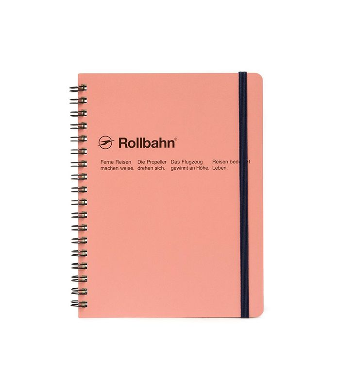 Rollbahn Spiral Notebook by Delfonics