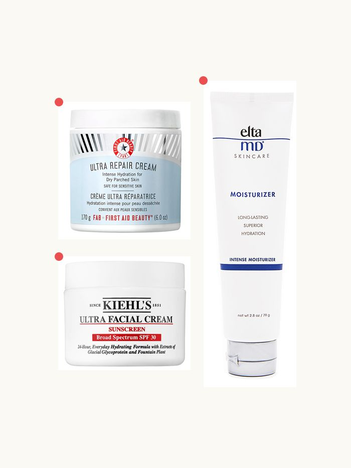 Best facial moisturizers for sensitive skin