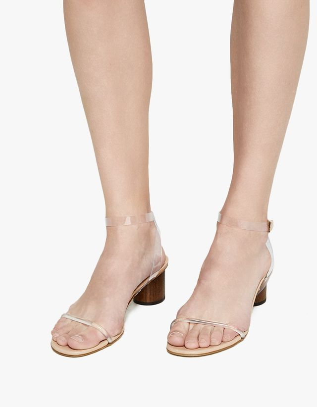 Brother Vellies Dhara Sandal in Nude