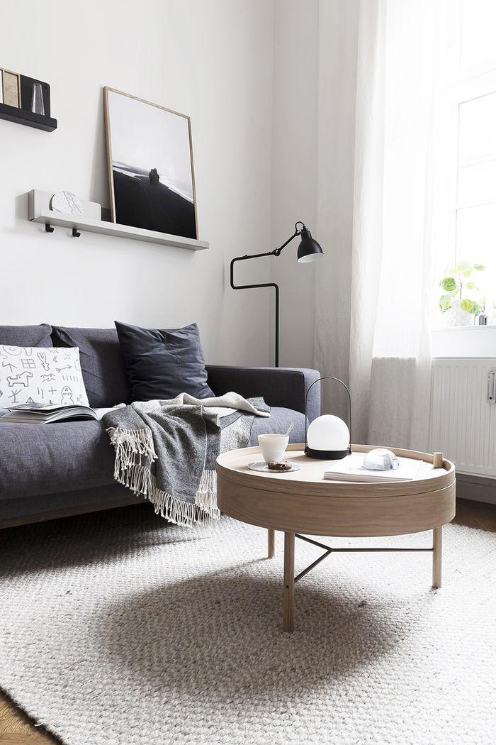 6 Feng Shui Living Room Tips to Bring the Good Vibes Home | MyDomaine