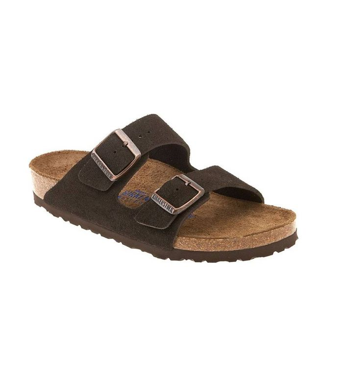 'Arizona' Soft Footbed Suede Sandal