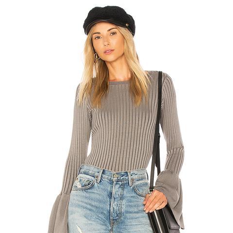 Coconut Grove Bell Sleeve Sweater