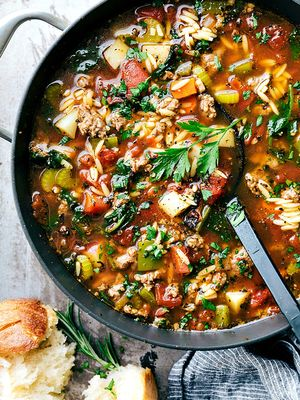 'Tis the Season: 16 Healthy Soup Recipes to Batch-Cook This Weekend