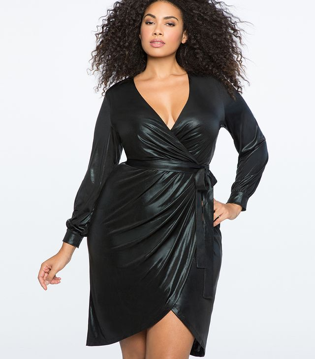 Plus-Size Party Outfits
