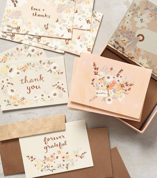 Illume Fields Abloom Thank You Cards