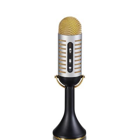 Bluetooth Vintage Microphone