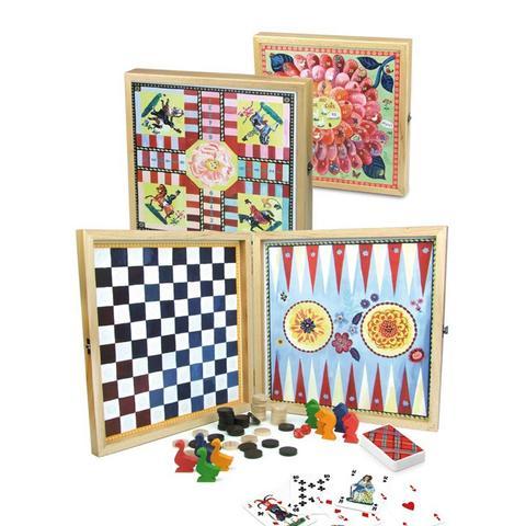 Classic Games Box Nathalie Lété