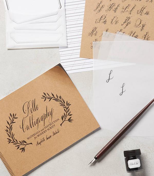 Belle Calligraphy Starter Kit