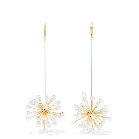 Dr. Mom Gold-Plated Earrings