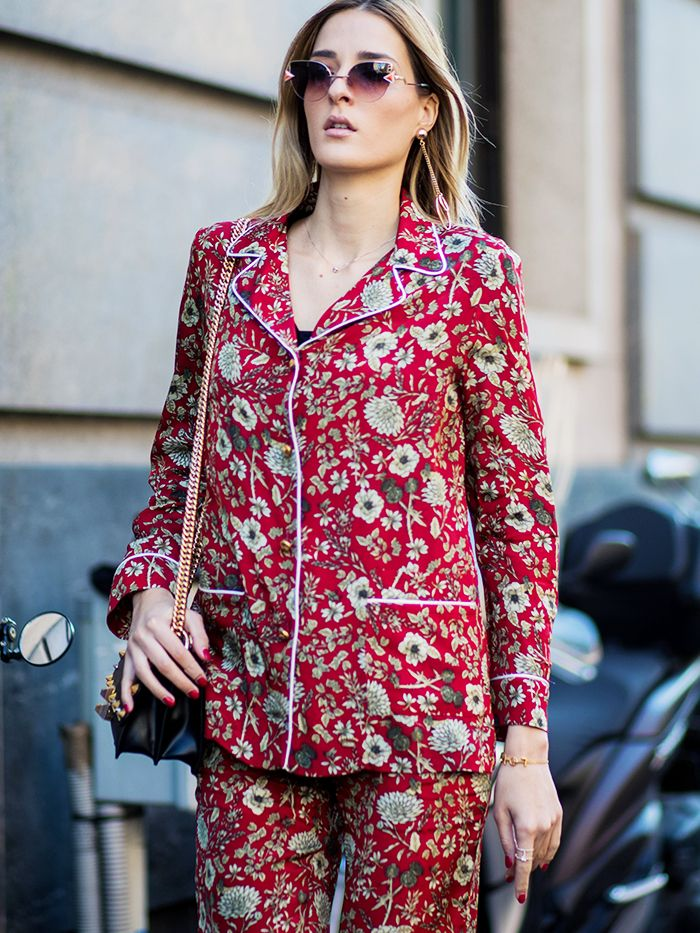 11 Daytime Pajama Outfits You Can Wear In Public Who