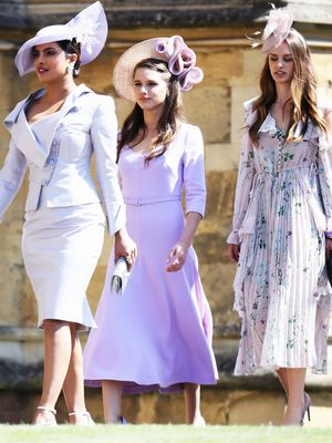 This Dress Is So Flattering That Three Guests Wore It to the Royal Wedding