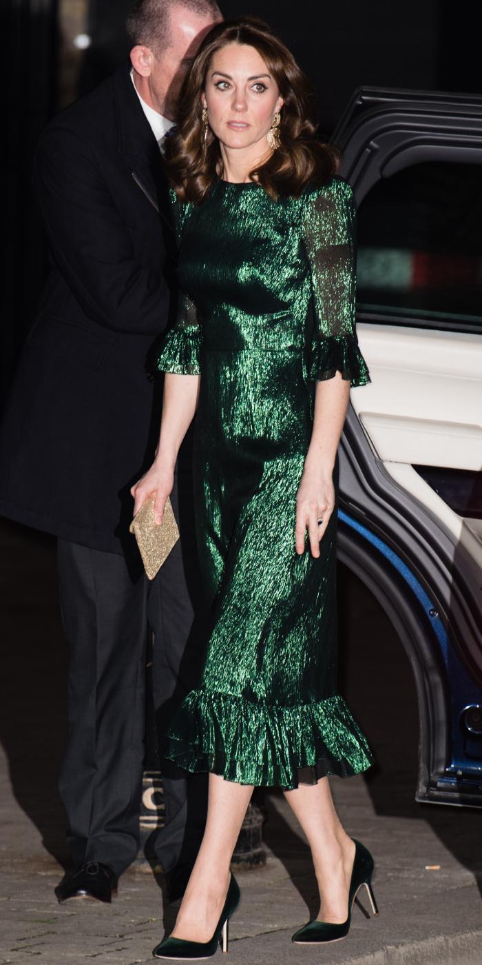 vampire's wife dresses: duchess of cambridge