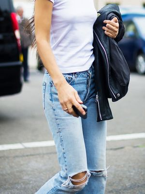 11 of the Best Ripped Jeans–From Subtle to Savage